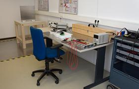 Moving forward – in house EMC test room for electronics development